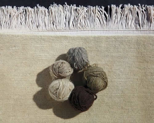 Natural Wool Rugs